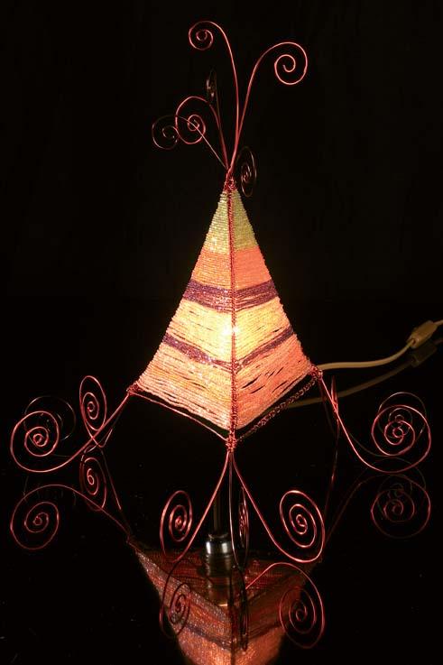 lampada a pagoda