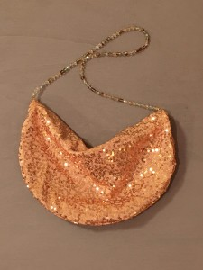 Variante bronzo con cristalli
