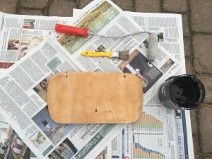 Occorrente per le basi in legno