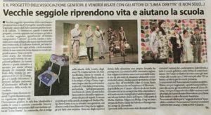 corriere di Novara del 21-4-2016