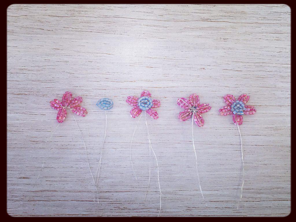 fiori assemblaggio