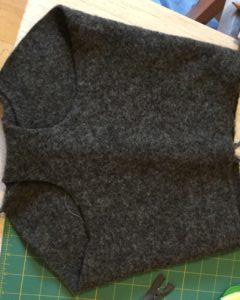 rifinire gli orli della culotte