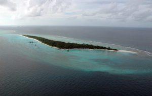 il primo viaggio maldiviano