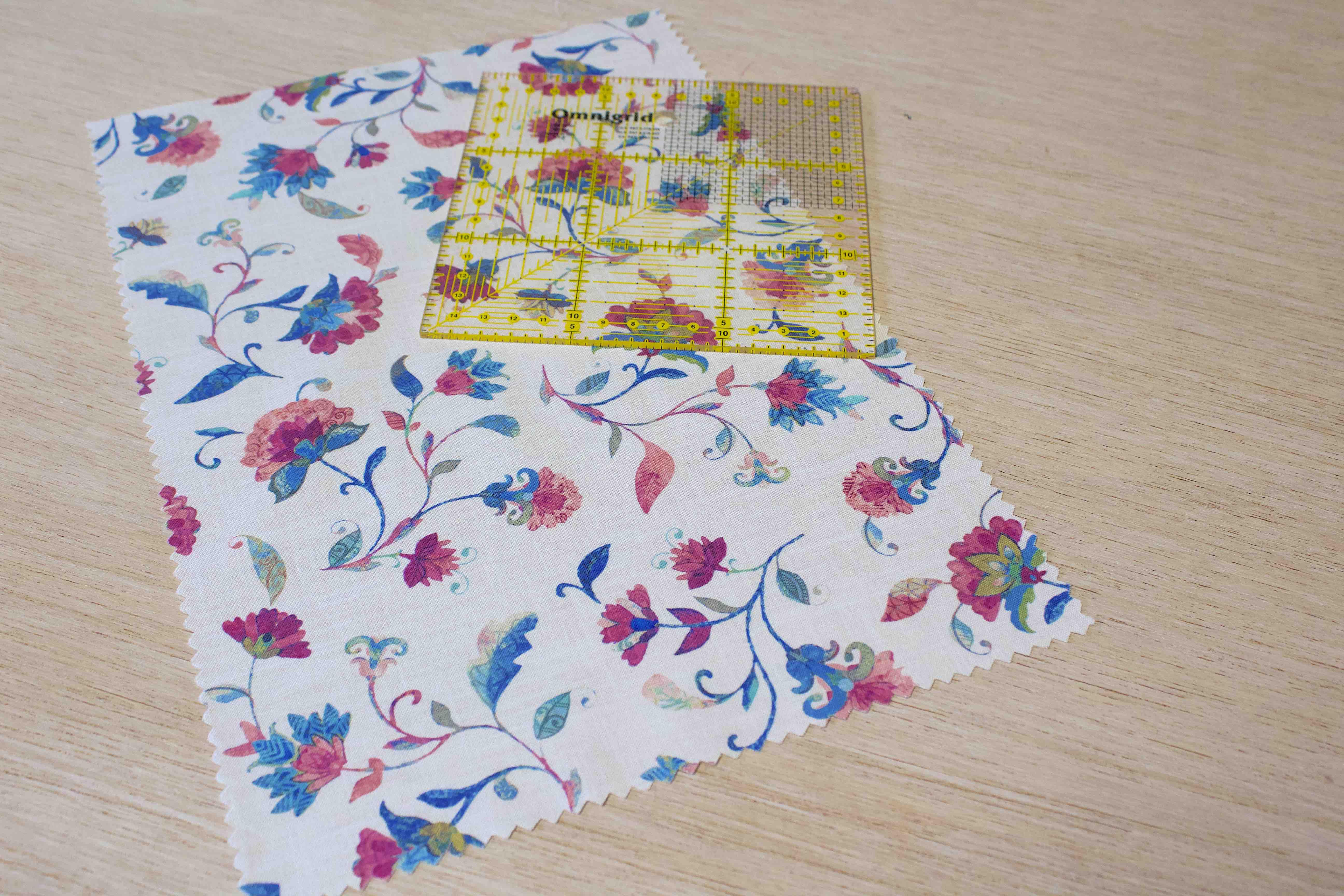 Scegliere il tessuto per il decoro