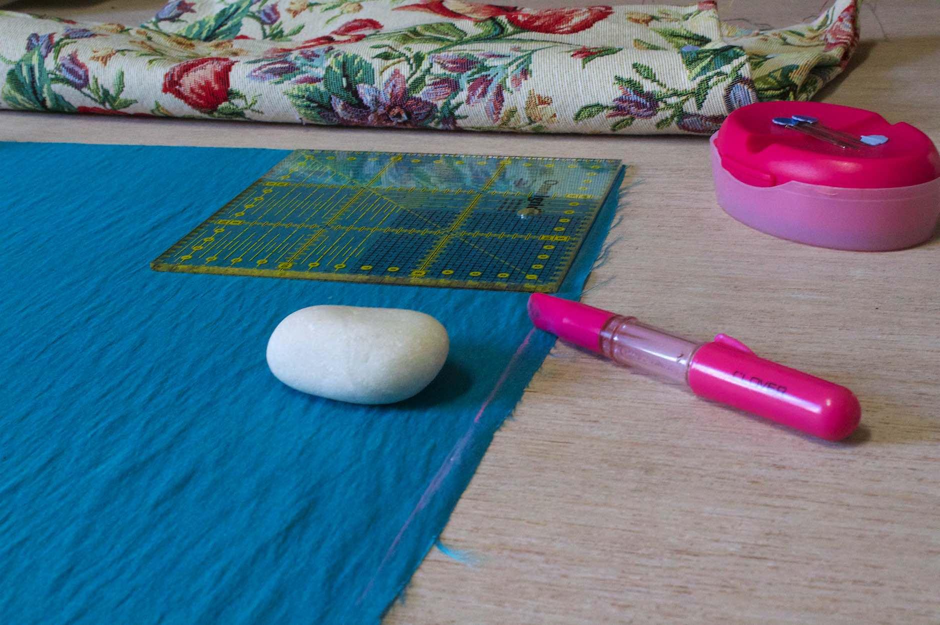 I sassi raccolti durante le vacanze estive aiutano a stabilizzare i tessuti