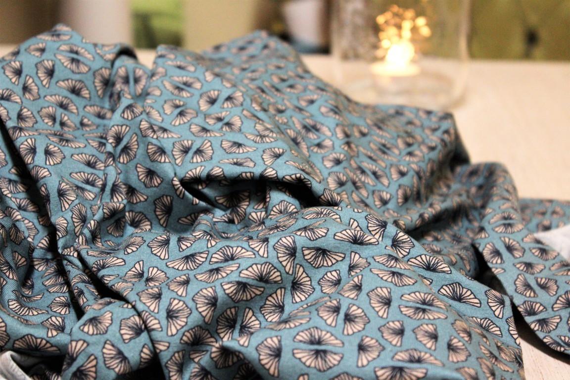 Il tessuto scelto per la fascia miranda