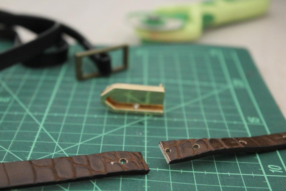 riciclare una vecchia cintura