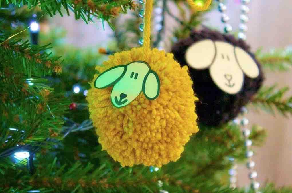 pecorelle di pompon